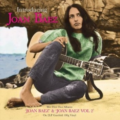 Baez Joan - Introducing 2Lp [import]