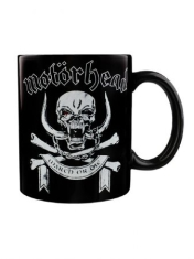 Motörhead - Motörhead - March Or Die: Mug