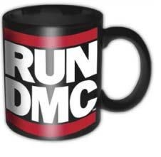 Run DMC - Logo Black Mug
