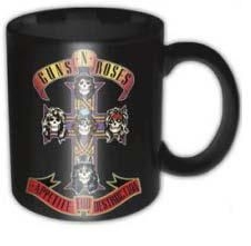 Guns N Roses - Guns N Roses - Appetite For Destruction Mug