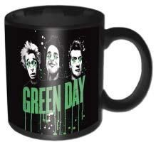 Green Day - Drips Boxed Mug
