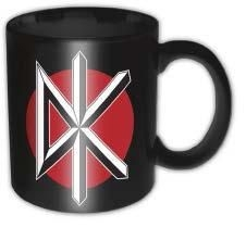 Dead Kennedys - Logo Black boxed mug