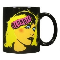 Blondie - Blondie - Punk Logo Boxed Mug