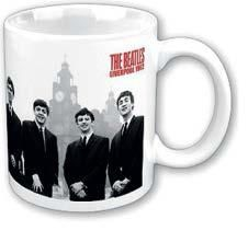 The beatles - Liver Buildings boxed mug