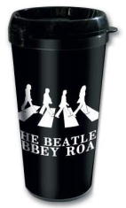 The beatles - Abbey Road Crossing Travel Mug