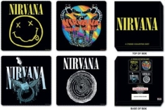 Nirvana - Nirvana 4 Piece Coaster Set
