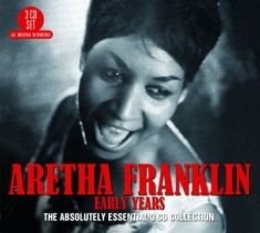 Franklin Aretha - Early Years:Absolutely Essential