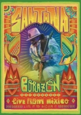 Santana - Corazón - Live From Mexico: Live It