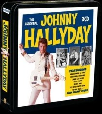 Johnny Hallyday - The Essential
