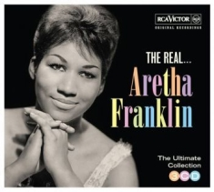 Franklin Aretha - The Real... Aretha Franklin