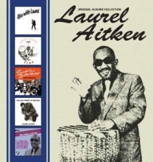 Aitken Laurel - Original Albums Collection