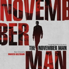 Filmmusik - November Man