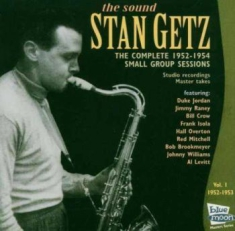 Stan Getz - Complete Master Takes Vol.1 1952-53