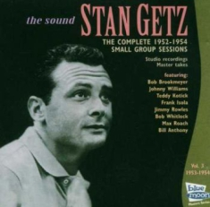 Stan Getz - Complete Master Takes Vol.3 1953-54