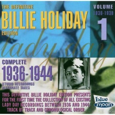 Holiday Billie - Complete Alternates/ Vol.1 (1936-38