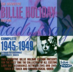 Holiday Billie - Complete Alternates (1945-49)