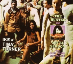 Ike & Tina Turner - The Hunter + Outta Season (2 Lps On