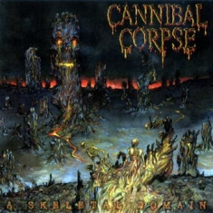 Cannibal Corpse - A Skeletal Domain (Digipak)