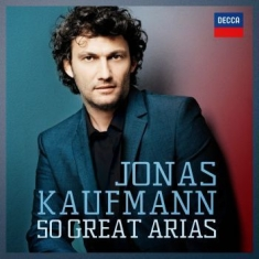 Kaufmann Jonas - 50 Great Arias (4Cd)