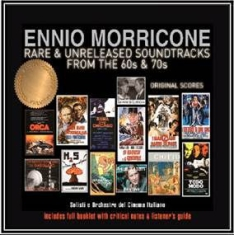 MORRICONE ENNIO - Rare & Unreleased