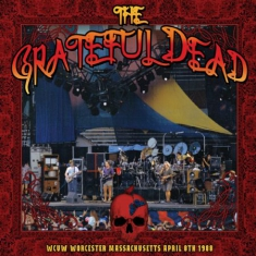 Grateful Dead - Wcuw Worcester Ma, 1988