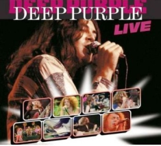 Deep Purple - Deep Purple - Live