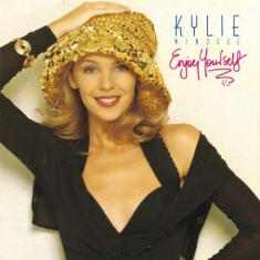 Kylie Minogue - Enjoy Yourself: Coll Ed Lp+2Cd+Dvd