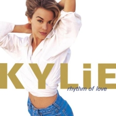 Kylie Minogue - Rhythm Of Love: Coll Ed Lp/2Cd/Dvd