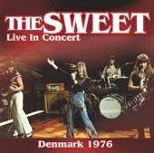 Sweet - Live In Concert 1976
