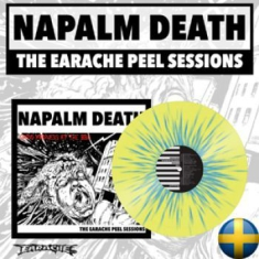 Napalm Death - Earache Peel Sessions - Exclusive S