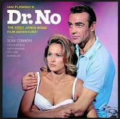 James Bond - Dr. No (Lp+Cd) - Original Motion Pi