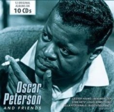 Peterson Oscar - Oscar Peterson & Friends