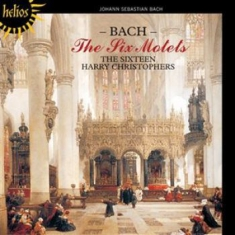 Bach Johann Sebastian - The Six Motets