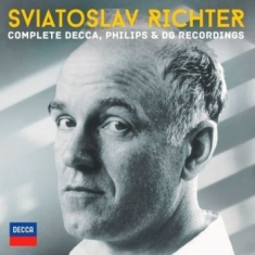 Richter Sviatoslav, Piano - Complete Decca, Philips & Dg (51Cd)