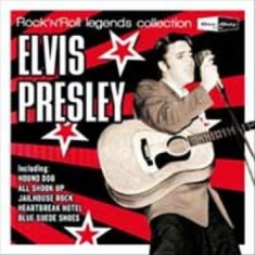 Elvis Presley - Rock'n'roll Legends