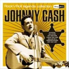 Johnny Cash - Rock'n'roll Legends