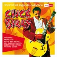 Chuck Berry - Rock'n'roll Legends