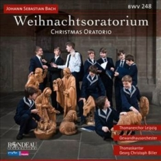 Bach - Christmas Oratorio Highlights
