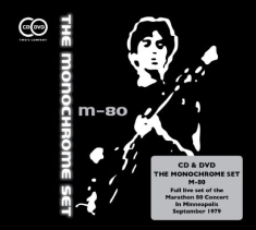 Monochrome Set - M-80 (Cd+Dvd)