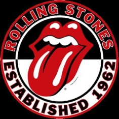 Magnets - The Rolling Stones Fridge Magnet: Est. 1962