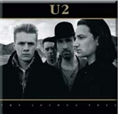 Magnets - U2 Fridge Magnet: Joshua Tree
