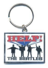 The beatles - Key Chain: Help! Album i gruppen ÖVRIGT / Merch Storsäljare hos Bengans Skivbutik AB (1129659)