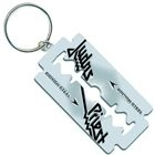 Judas Priest - Judas Priest Keychain: British Steel Razor Blade