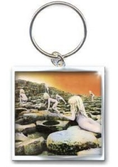 KeyChain - Led Zeppelin Standard Keychain: Houses of the Holy