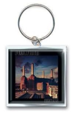 KeyChain - Pink Floyd Keychain: Animals Album Cover