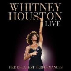Whitney Houston - Whitney Houston Live: Her Greatest