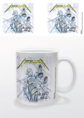 Metallica - Metallica Mug (And Justice For All)
