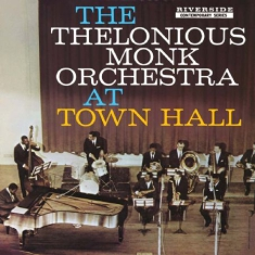 Monk Thelonious - At Town Hall (Vinyl)