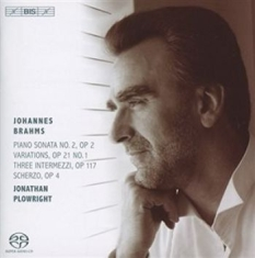 Brahms - Works For Solo Piano Vol 2 (Sacd)