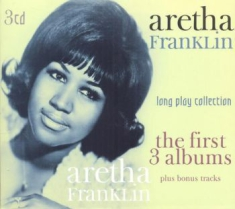 Franklin Aretha - Long Play Coll. The First 3 Albums